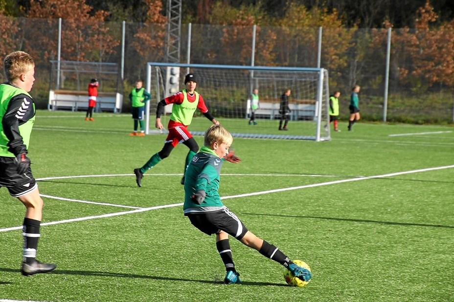 Fodboldspillere skaber nye fællesskaber
