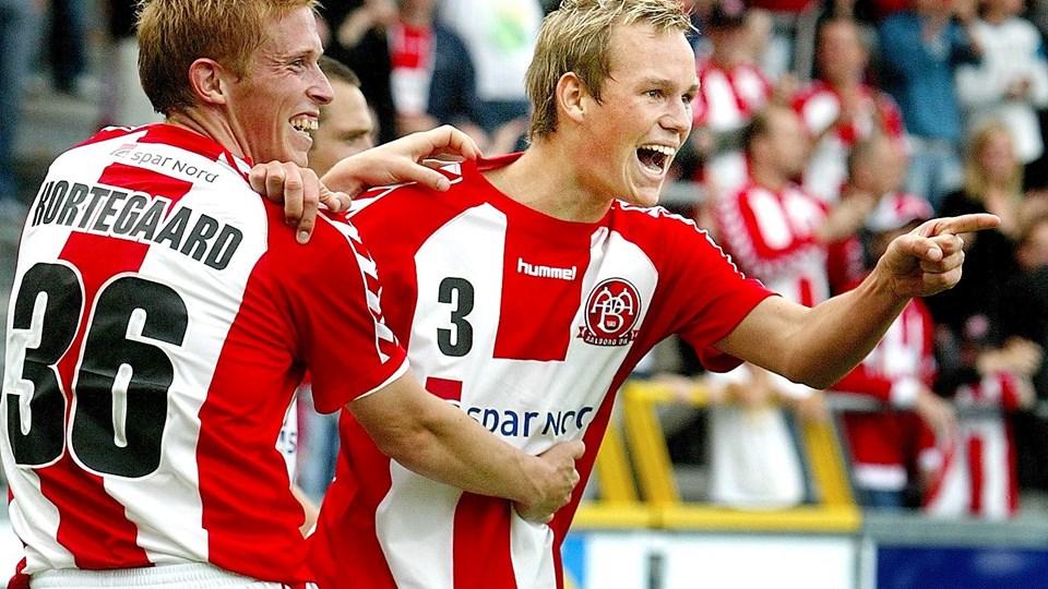 Mechelen bliver Thomas Enevoldsens tredje klub som professionel efter AaB og Groningen. Foto: Lars Pauli