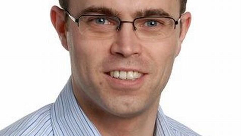 Christian Mose Nielsen, markedsstrateg, Spar Nord