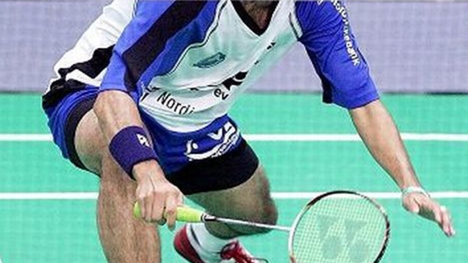 Den danske badmintonliga rummer mange verdensnavne - blandt andre Muhammed Roslin Hashim, som har taget den lange tur fra Malaysia til Nordjylland. Det er med til at øge interessen for en af Danmarks store idrætsgrene, men ifølge dagens debattør mangler flere klubber at erkende behovet.Foto: Lars Pauli