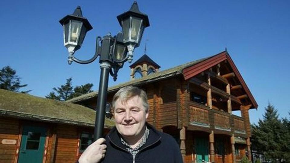 Karsten Egelund, Jambo Vesterhav: Campingpladserne betaler efter størrelse. Arkivfoto Henrik Louis