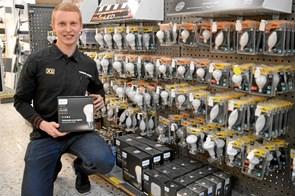 'Wireless' fagprøve i el-afdeling hos XL-BYG i Hadsund