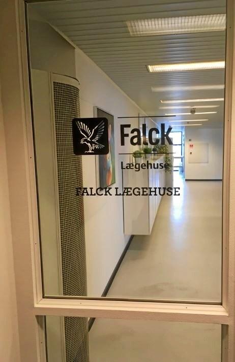 Falck Lægehuse har skiftet ejer og får nyt navn. Pressefoto