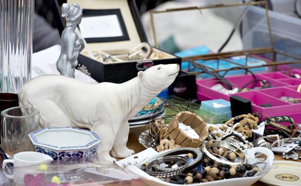 Stor interesse for nyt loppemarked i Hjallerup