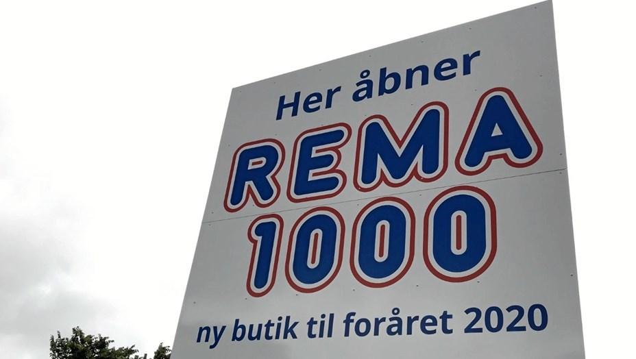 Direktør tror på ny Rema 1000-placering
