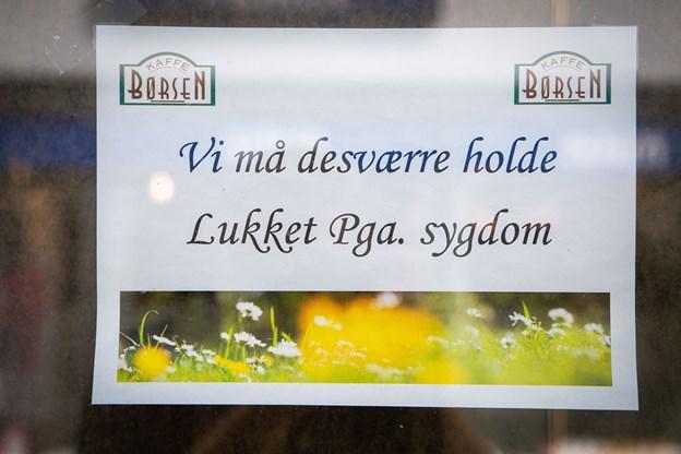 Line Lykkegaard Skou og Henrik Bo