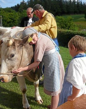Oplev gårdmandslivet i Mosbjerg