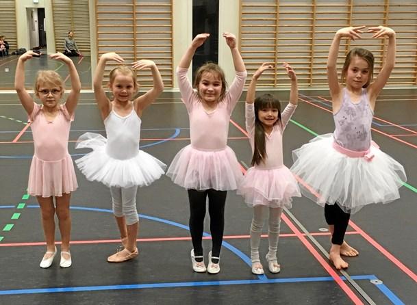 Ballerinaer på Sydmors