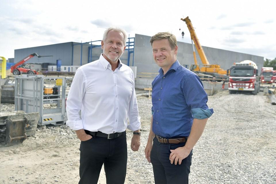 Asbjørn Hansen og Bente Poder