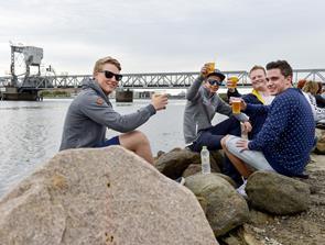 Musik og fadøl ved vandet: Så er det tid til Fjordrock