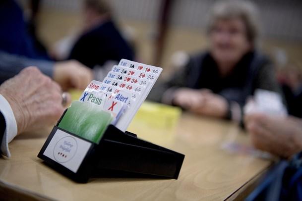 Resultaterne fra Hjallerup Bridgeklubs parturnering