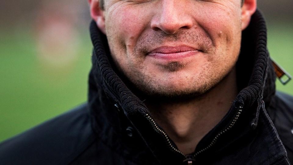 Næste år håber afdelingsleder Jakob Voldby, at Skolecenter Jetsmark kan præsentere flere elitesportslinjer, som: håndbold og gymnastik. Arkivfoto: Jesper Thomasen