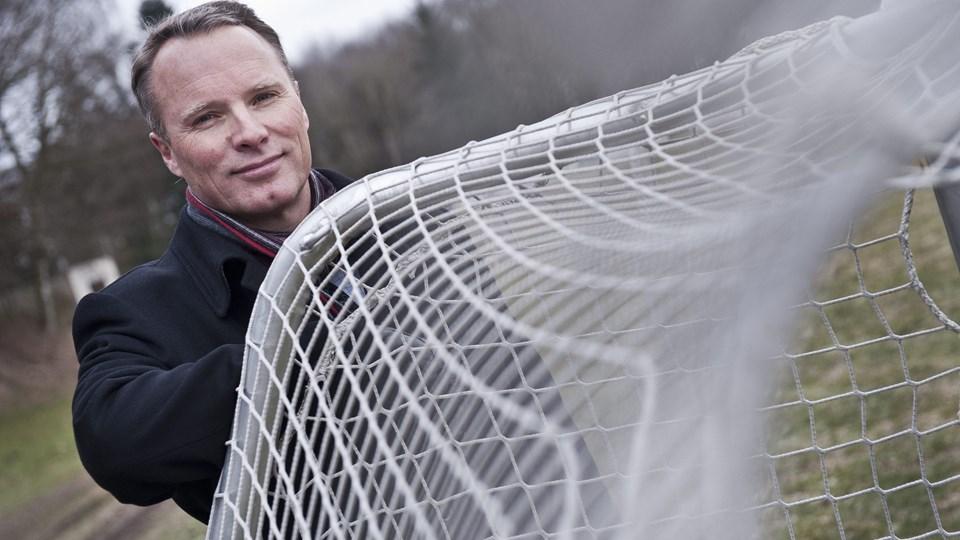 Steen Juulsgaard er ikke rystet over årets underskud på en million. Arkivfoto