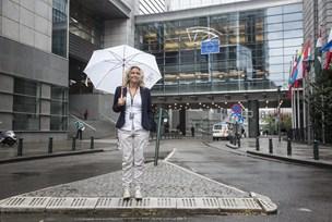 Efter hektisk periode siger Karlsson farvel til EU: Nu vil hun lave film