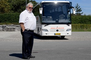 Busselskab dobbelt så stor på et år