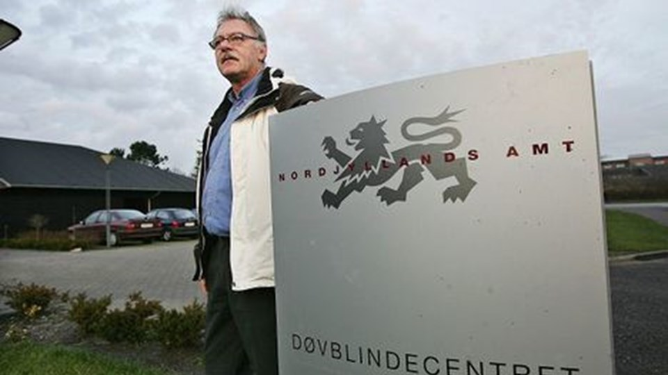 Preben Gundersen blev politianmeldt af Region Nordjylland i februar 2007. Nu er den suspenderede forstander fra Døvblindecentret  tiltalt for mandatsvig og misbrug af offentlig stilling. Arkivfoto: Grete Dahl