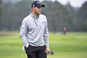 Dansk golfspiller kravler op i topfeltet i Paris