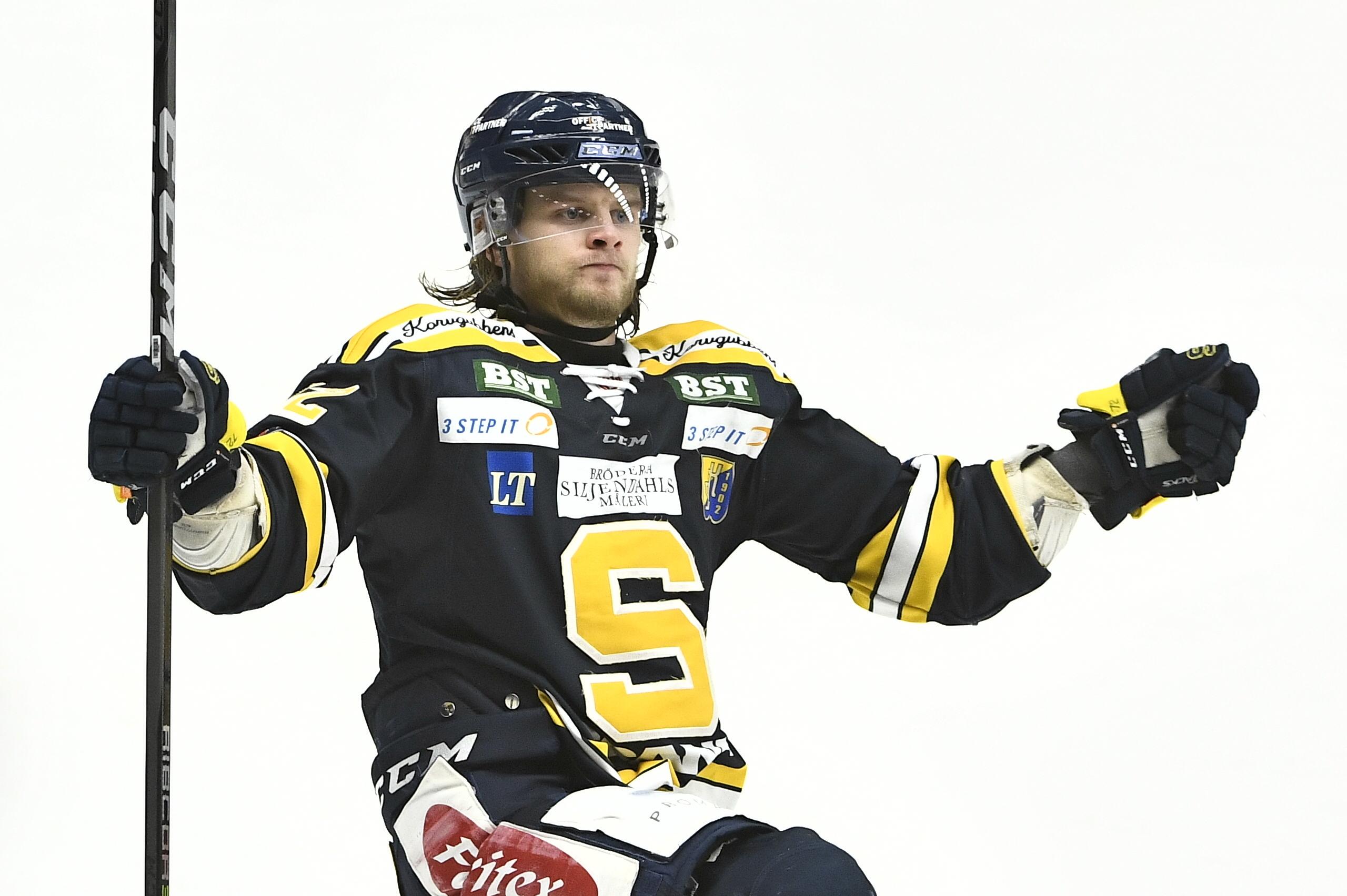 Brandvarm Meyer smelter de svenske hockeyhjerter