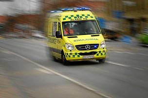 Lastbil ramte 10-årig dreng på cykel
