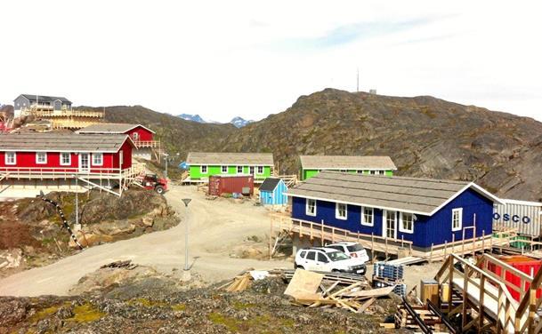 Lærling fra Sindal i praktik i Grønland