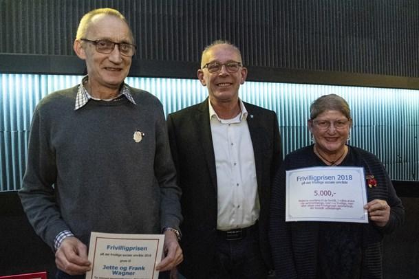 Kaas-par får årets frivilligpris