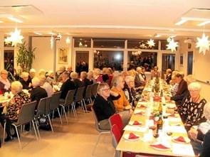 Udsolgt til årets adventsfest på Beltoften