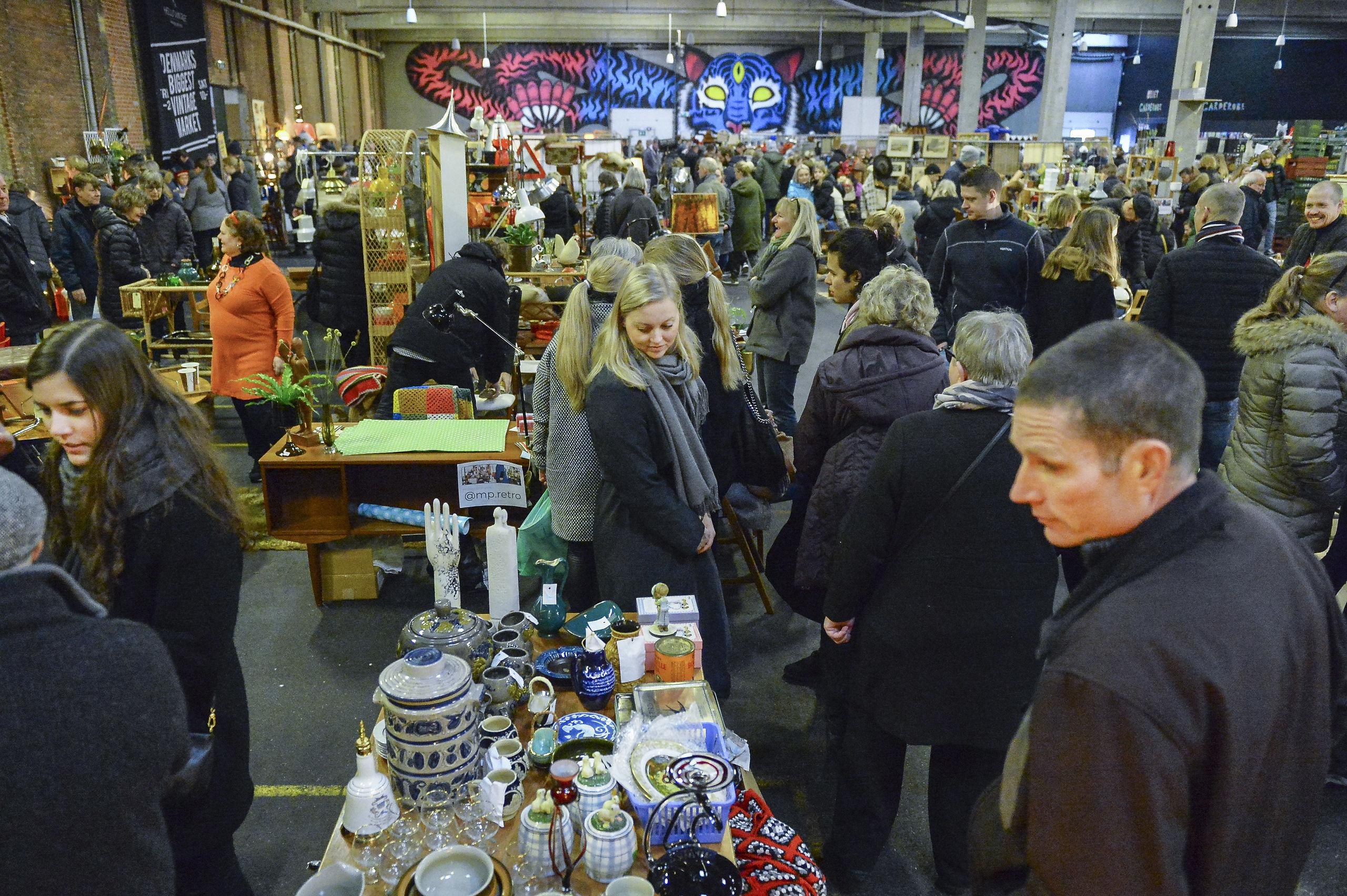 BoxTown holder genåbningsfest med loppemarked