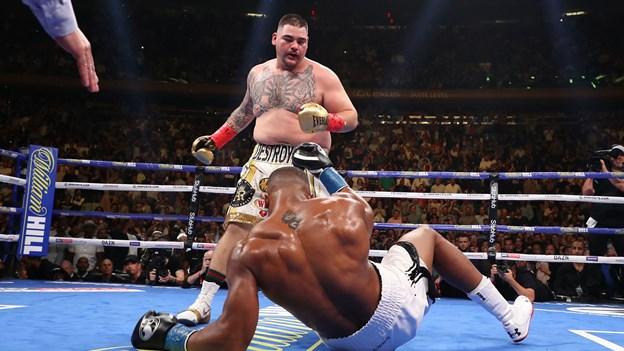 Ruiz er verdensmester i sværvægt efter choksejr over Joshua