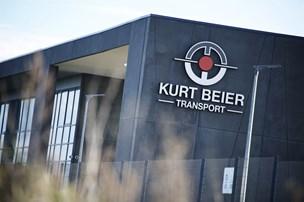 Aabenraa Kommune politianmelder Kurt Beier Transport