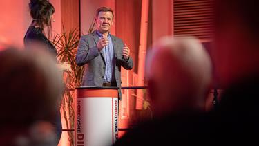 Aalborgs borgmester fortalte om sin nye kæreste: - Jeg kan kun være borgmester ved at være mig selv