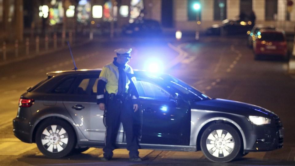 En ung østrigsk mand blev skudt og dræbt, da han angreb en sikkerhedsvagt ved den iranske ambassadørbolig i Wien søndag aften. Foto: Scanpix/Ronald Zak/arkiv