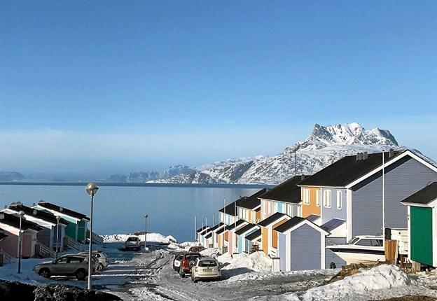 Peter Petersen vil fortælle om det moderne Grønland. Foto: Bogby9520