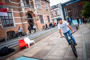 Motion dyrkes i Thisteds gader: En nem måde at træne på