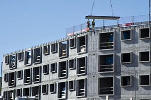 Sidste udskænkning: Jobfest i byggeriet ebber ud