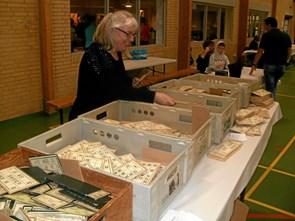 Rekorddeltagelse i bankospillet i Fjellerad
