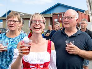 Havnefest ønsker sig nyt hjem næste år