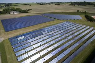 Nordjysk solvarme til Tyskland: Skørping-firma står bag landets største anlæg