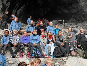 Spejdere fra Pandrup og Aabybro rejste til Østrig