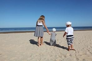 Tag på ferie med børnene