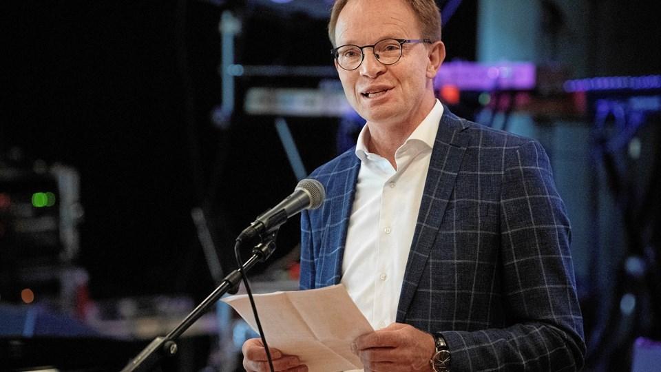 Niels Jørgen Pedersen, venstres viceborgmester i Thisted kommune, er en af 850 delegerede, som 21. september skal vælge partiets nye næstformand. Han ser helst Ellen Trane Nørby som ny næstformand, hvis der skal skabes ro i partiet.Arkivfoto