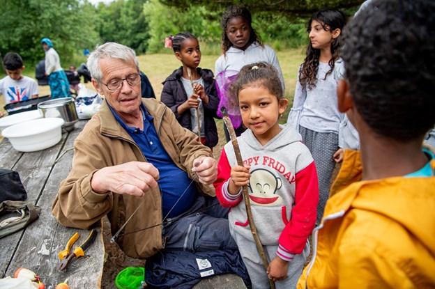 Med Røde Kors på ferietur: Ole - kan du godt hjælpe mig?