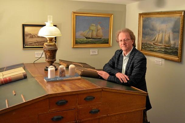 Ny direktør på Kystmuseet