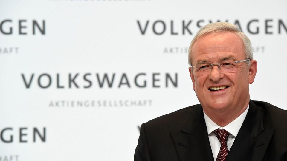 Den tyske anklagemyndighed har rejst anklager om groft bedrageri mod den tidligere topchef i Volkswagen Martin Winterkorn og fire andre fra ledelsen. Anklagerne kommer i forlængelse af dieselsagen, hvor bilgiganten forsøgte at vildlede amerikanske miljømyndigheder.