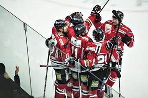 Aalborg holder vinderkursen med smal gevinst i Esbjerg