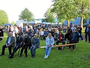 Musikalsk havefest i Hjallerup