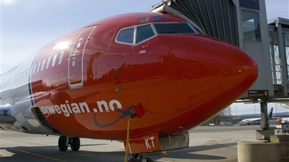 Norwegian etablerer rute direkte fra Aalborg til Berlin. Arkivfoto
