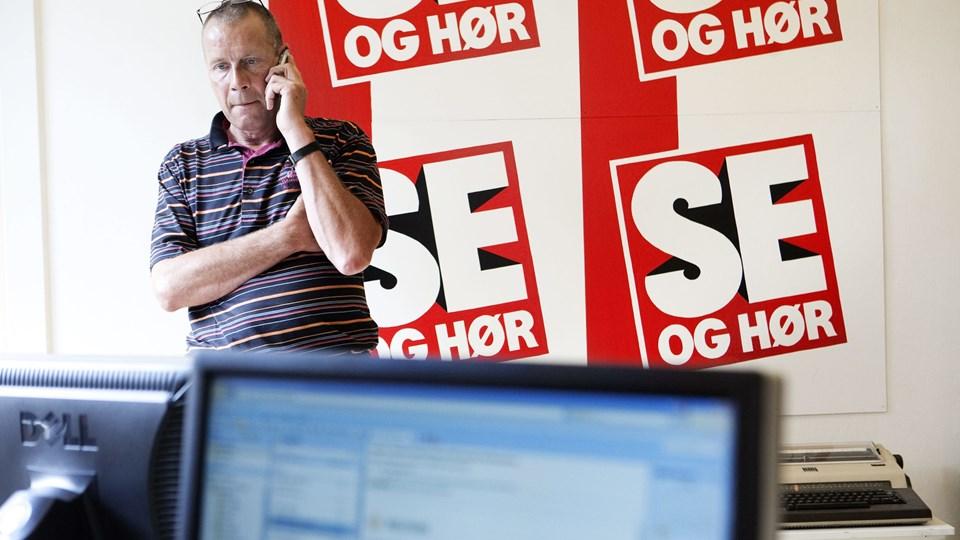 En lang række ansatte på Se og Hør kendte til de ulovlige metoder, skriver BT. Foto: Scanpix
