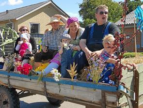 Familiefest for by og opland i Gøttrup