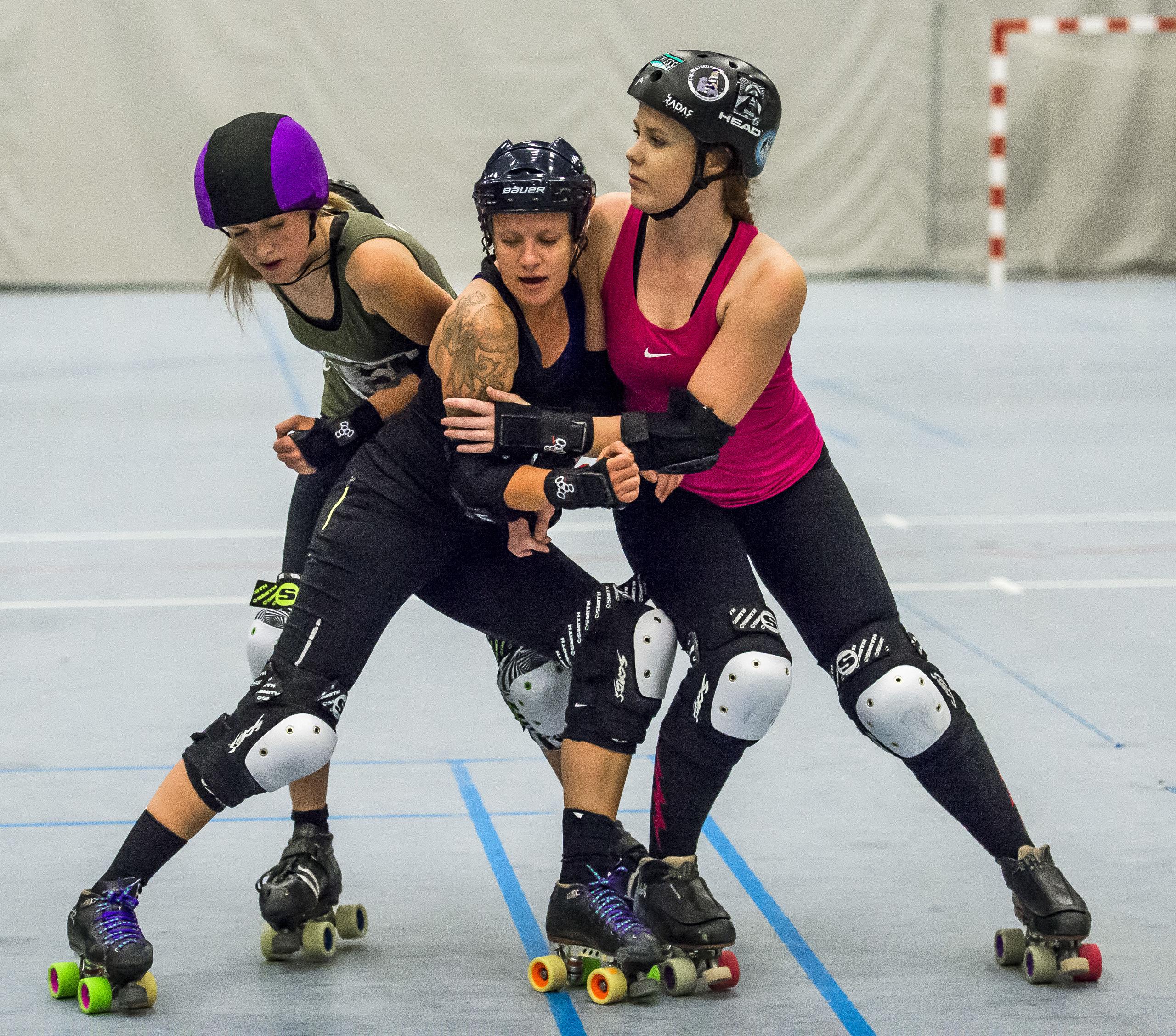 Aalborg Roller Derby får støtte til at arrangere landets største turnering