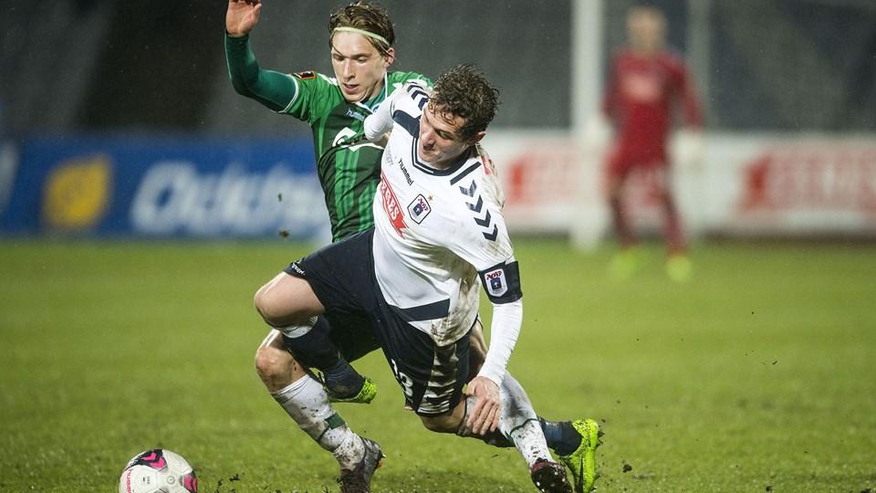 Fodbold Foto: Scanpix/Anders Kjærbye
